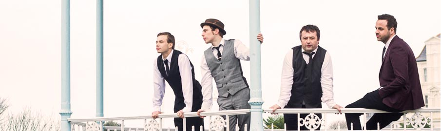 The Wedding Band Swing Rat Pack Jazz Group From Kent Uk